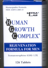 Human Growth Hormone for Men