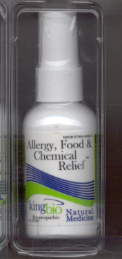 Click for details about Allergy Food Chemical Intolerance 2 oz spray