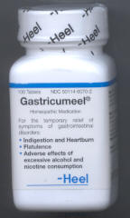 Click for details about Gastricumeel 100 tablets