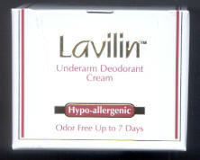 Click for details about Lavilin Deodorant