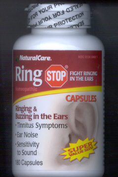 Click for details about Ring Stop economy 60 capsules