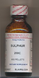 Click for details about Sulphur 200C economy 1 oz with 680 pellets