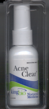 Click for details about Acne Clear 2 ounce spray