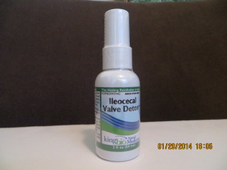 Click for details about ICV Detox Ileocecal Valve 2 oz spray