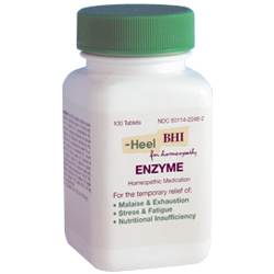 Click for details about Enzyme by BHI 100 tablets