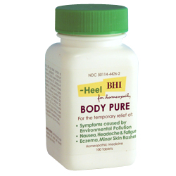 Click for details about Body Pure by BHI 100 tablets