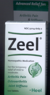 Click for details about Zeel 100 tablets Pain Relief Special 10% SALE