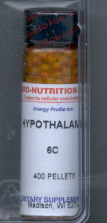 Click for details about Hypothalamus 200C 400 pellets