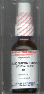 Click for details about Adrenal Gland 6C 1 oz spray