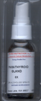 Click for details about Parathyroid Gland 6X 1 oz spray