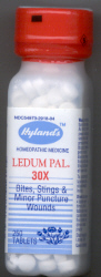 Click for details about Ledum           30X 250 tablets