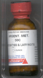 Click for details about Argentum Met  30C 1 oz bottle with 680 pellets
