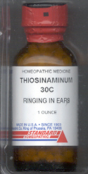 Click for details about Thiosinaminum 30C ECONOMY 1 oz pellets 15% off SALE