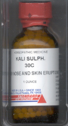 Click for details about Kali Sulphur 30C 1 oz with 680 pellets
