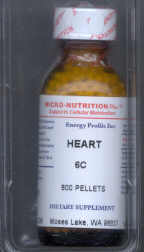 Click for details about Heart 6C 1 oz pellets