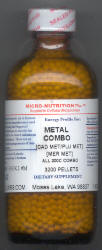 Click for details about Metal Detox Combination 200C economy 1 oz