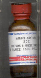 Click for details about Arnica            30C  1 oz pellets