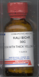Click for details about Kali Bichromicum  30C 1 oz with 680 pellets