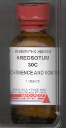 Click for details about Kreosotum 30C  1 oz with 680 pellets