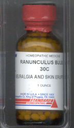 Click for details about Ranunculus Bulb 30C 1 oz  with 680 pellets