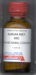Click for details about Aurum Met 12X 1 oz spray NEW