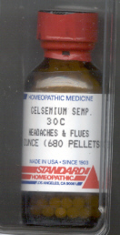 Click for details about Gelsemium economy 30C 1 oz with 680 pellets 15% SALE
