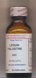 Click for details about Ledum 30C  1 oz with 680 pellets 15% Sale