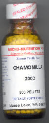 Click for details about Chamomilla           200C  1 oz with 680 pellets