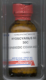 Click for details about Hyoscyamus 30C economy 1 oz 680 pellets 20% off sale
