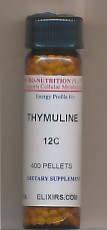 Click for details about Thymuline 12C Immune Support 400 pellets