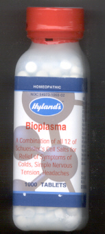 Click for details about Bioplasma  1000 tablets