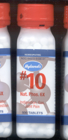 Click for details about #10 Natrum Phosphate   6X  500 tablets 10% off SALE!