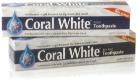 Click for details about Coral White Toothpaste KIDS 6 oz 30% SALE