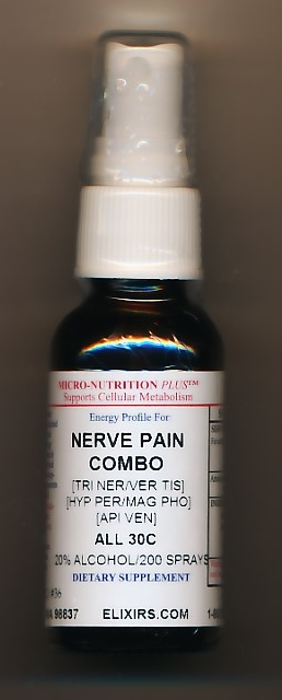 Click for details about * Nerve Pain Combo 30C 1 oz spray Topical Relief
