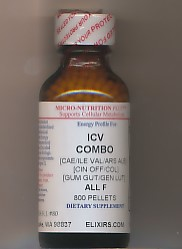 Click for details about ICV Combo Ileocecal Valve economy 1oz 800 pellets NEW!