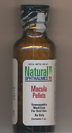 Click for details about Macula Degeneration economy 1 oz pellets