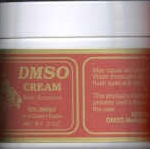 Click for details about DMSO Rose Cream economy 4 oz jar
