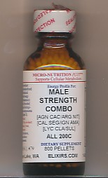 Click for details about Male Strength Combo 200C 1 oz/800 pellets NEW