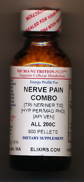 Click for details about * Nerve Pain Combo 200C economy 800 pellets 15% SALE