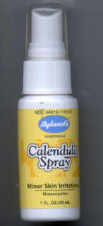 Click for details about Calendula Spray 1 fluid oz