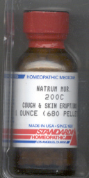 Click for details about Natrum Mur 200C 1 oz with 680 pellets