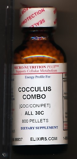 Click for details about Cocculus Lightheaded Combo economy 30C 1 oz pellets