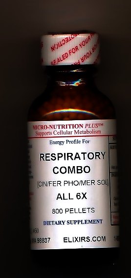 Click for details about *Respiratory Combo 6X economy 1 oz 800 pellets 10% SALE