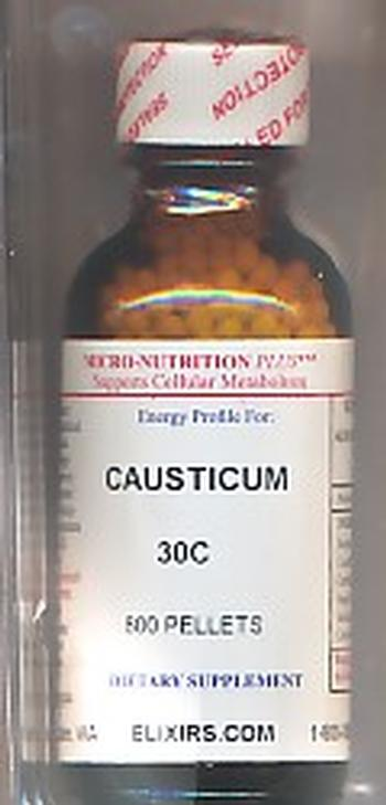 Click for details about Causticum 30C economy 1 oz 800 pellets