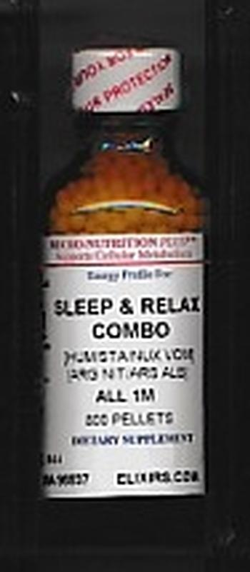Click for details about Sleep and Relax Combo 1M economy 800 pellet 10% SALE