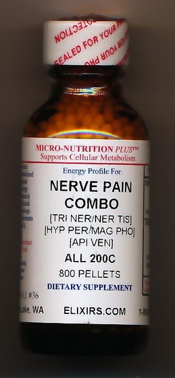Click for details about *Nerve Pain Combo 200C economy 1 oz pellets 10% SALE
