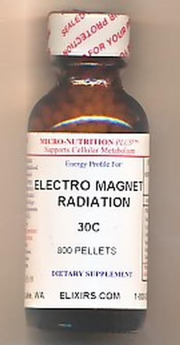 Click for details about Electro Magnetic Radiation/ EMF 30C economy 1 oz 800 pellets