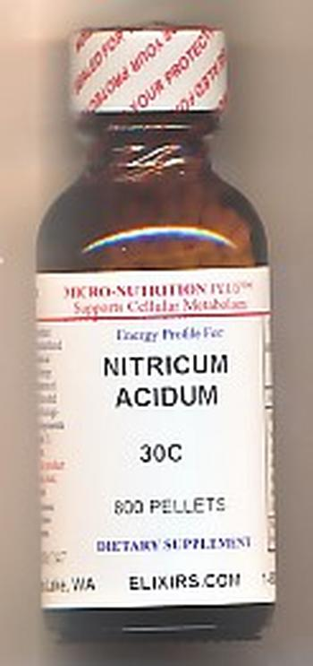 Click for details about Nitricum Acidum 30C economy 1 oz 800 pellets