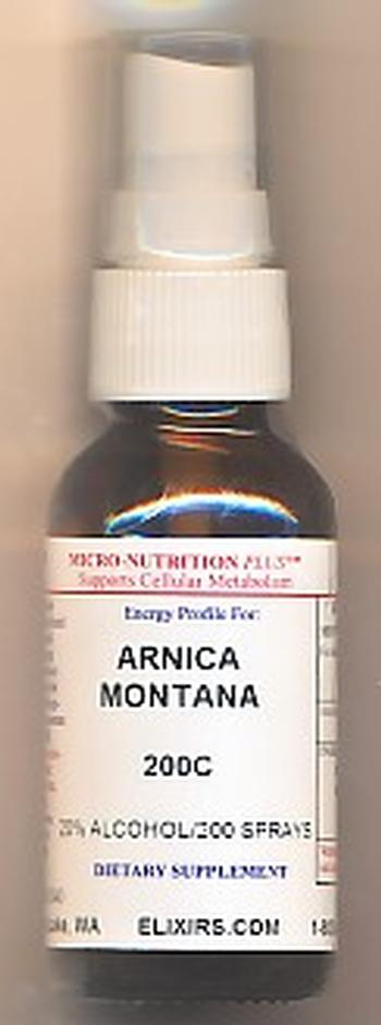 Click for details about Arnica 200C 1 fluid ounce spray top