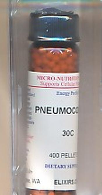 Click for details about Pneumococcinum 30C 400 pellets